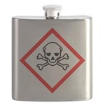 Toxic Substance Pictogram Flask
