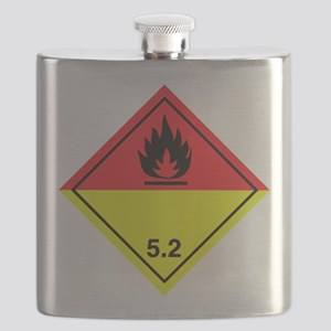 Organic Peroxides Pictogram Flask