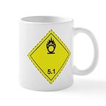 Oxidising Substance Pictogram Mug