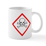 Toxic Substance Pictogram Mug