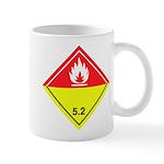 Organic Peroxides Pictogram Mug
