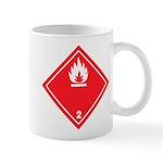 Flammable Gases Pictogram Mug