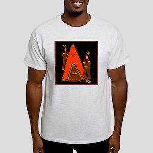 toteflannelmoowisteepee Light T-Shirt
