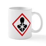 Health Hazard Pictogram Mug