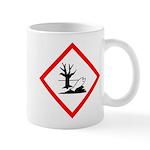 Environmental Hazard Pictogram Mug