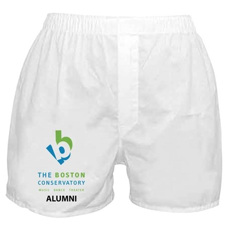 Alumni_Stacked_Color Boxer Shorts