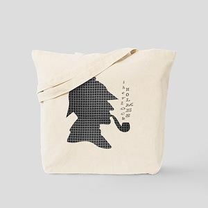 sherlock-holmes-Lore-M Tote Bag