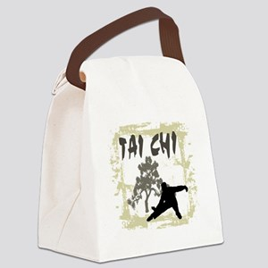 tai66light Canvas Lunch Bag