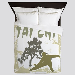 tai66dark Queen Duvet