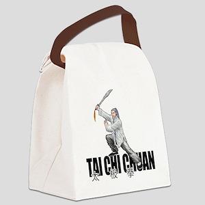 tai57light Canvas Lunch Bag