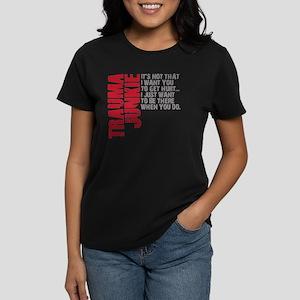 Trauma New DARK Women's Dark T-Shirt