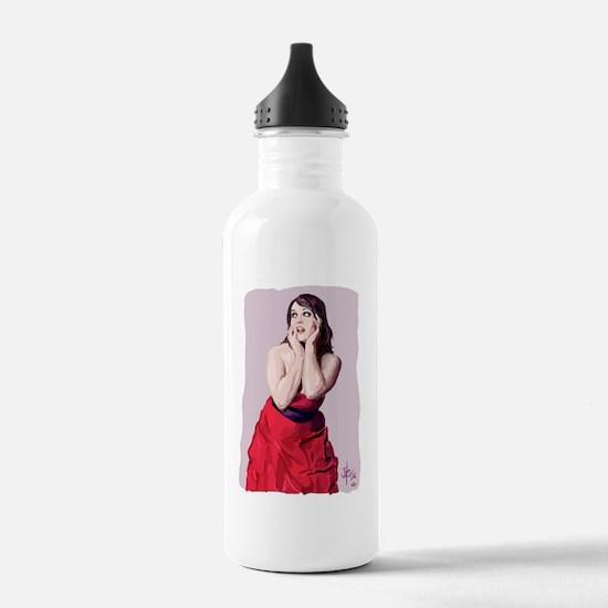 jenny giant Sports Water Bottle
