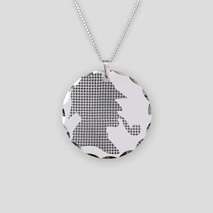 sherlock-holmes-Lore-M-fond- Necklace Circle Charm
