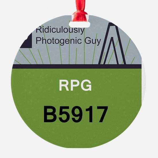 RPGCosplay Ornament