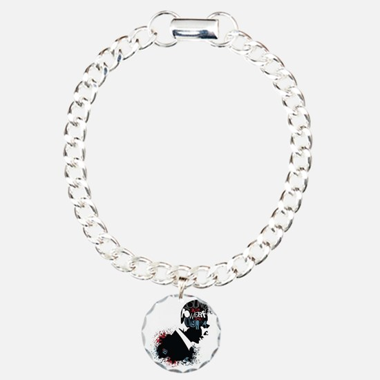 Young and Powerful for O Charm Bracelet, One Charm