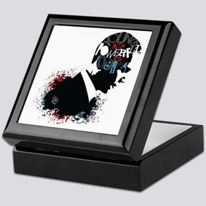 Young and Powerful for Obama Keepsake Box