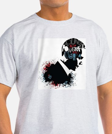 Young and Powerful for Obama T-Shirt