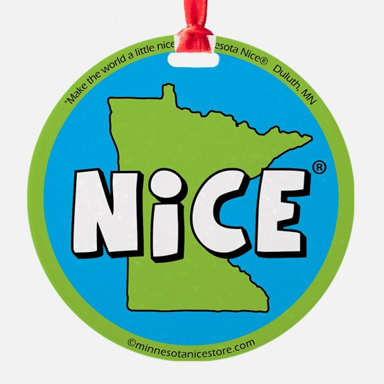 State of Nice_magnet Ornament