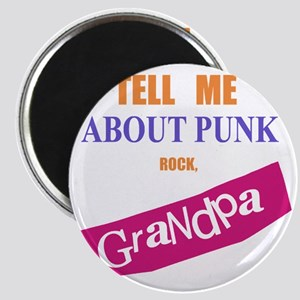 sexpistols_grandpa_for_green_shirt_brighter Magnet