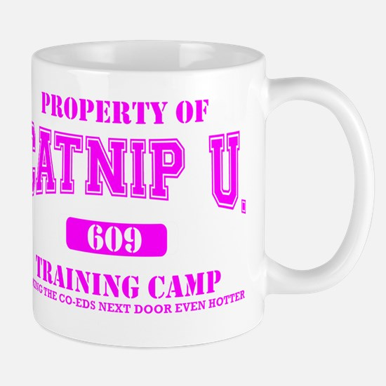 Property of Catnip University Training  Mug