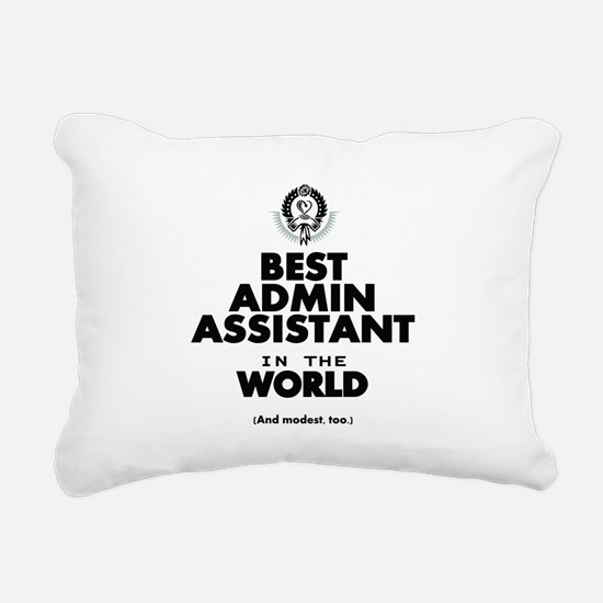 The Best in the World – Admin Assistant Rectangula