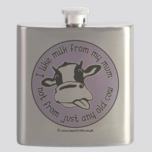 I like milk from my mum, not from just any o Flask