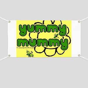 Yummy Mummy Banner
