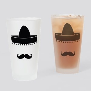 mexican Drinking Glass