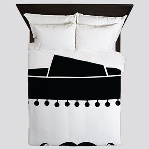 mexican Queen Duvet