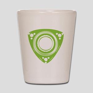 rotarybutton Shot Glass