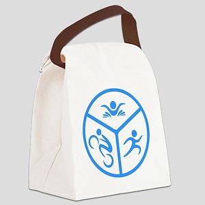 Tri1 Canvas Lunch Bag