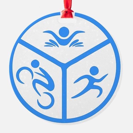 Tri1 Ornament