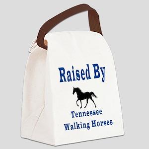 TWHRaisedBy Canvas Lunch Bag