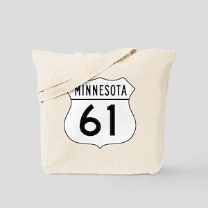 61 Tote Bag
