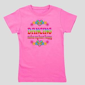 DANCING Girl's Tee