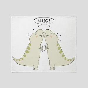 HUG! Throw Blanket