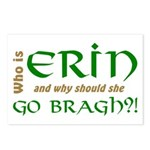 Confused About Erin Go Bragh: Six Postcards