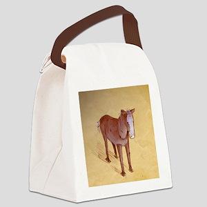 Velvet-Rabbit 6 Canvas Lunch Bag