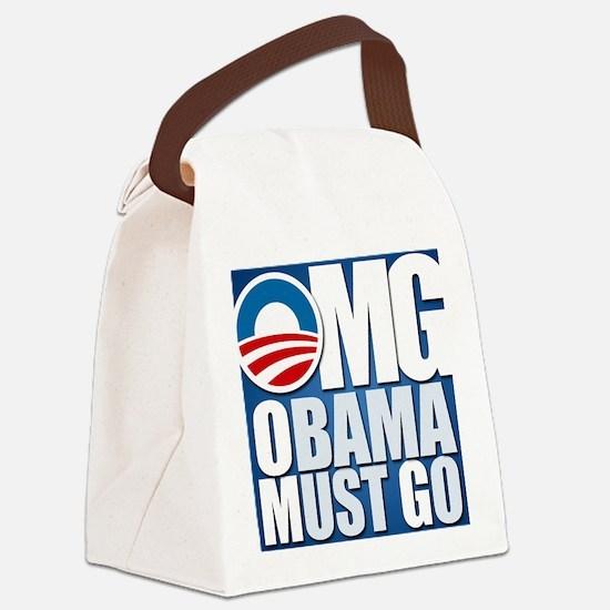 OMG Canvas Lunch Bag