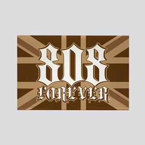 808Forever-myflag Rectangle Magnet