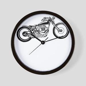 destination-DKT Wall Clock