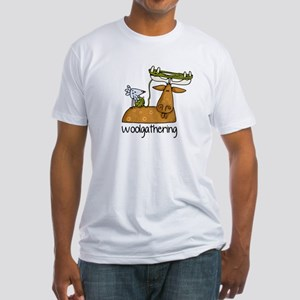 Woolgathering Fitted T-Shirt