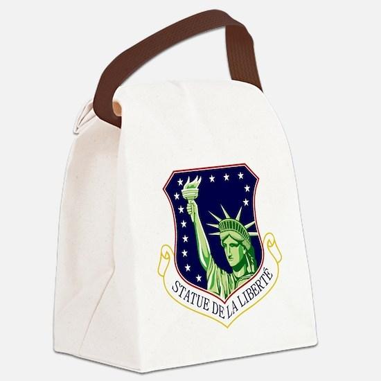 48th FW - Statue De La Liberte Canvas Lunch Bag