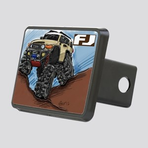 fjdrawingcafepress2 Rectangular Hitch Cover
