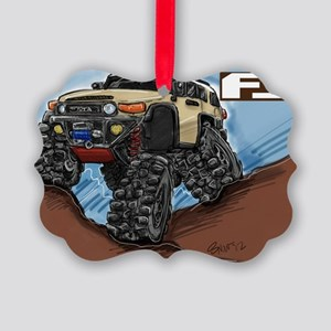 fjdrawingcafepress2 Picture Ornament