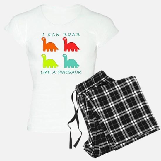 4 Dinosaurs Pajamas
