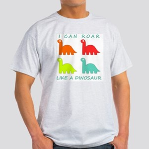 4 Dinosaurs Light T-Shirt