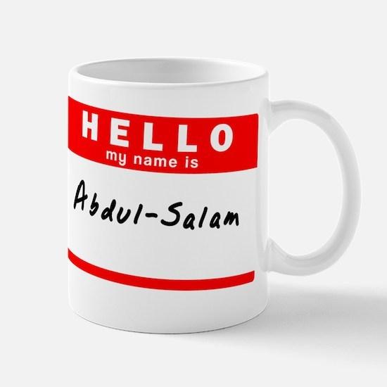 Abdul-Salam Mug