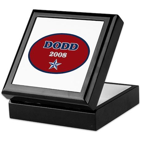 Dodd for President 2008 Keepsake Box