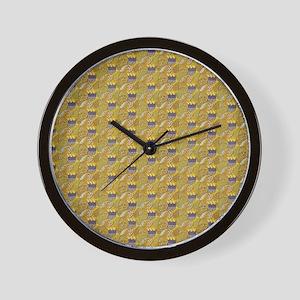 Charles Rennie Mackintosh Wall Clock